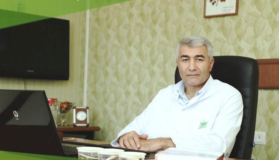 Fizuli Hüseynov - Fitoterapevt   Həyatınızı sağlam yaşayın - Fizuli Hüseynov